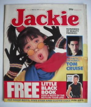 Jackie magazine - 21 February 1987 (Issue 1207)