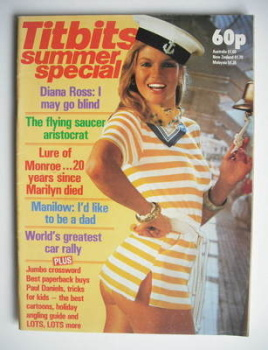 <!--1982-->Titbits magazine - Summer Special (1982)