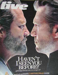 <!--2010-11-28-->Live magazine - Jeff Bridges cover (28 November 2010)