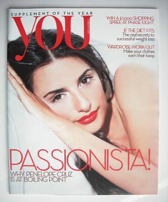 <!--2009-02-01-->You magazine - Penelope Cruz cover (1 February 2009)