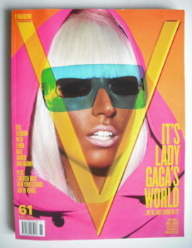 V magazine - Autumn 2009 - Lady Gaga cover