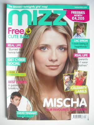 MIZZ magazine - Mischa Barton cover (26 July - 8 August 2007)
