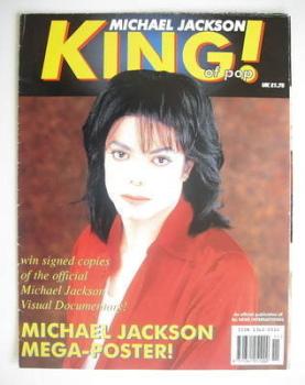 King of Pop magazine - Michael Jackson cover (1995)