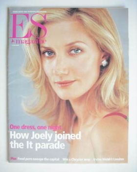 <!--2000-07-07-->Evening Standard magazine - Joely Richardson cover (7 July 2000)