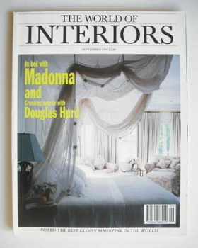 The World Of Interiors magazine (September 1994)