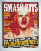 <!--1993-03-03-->Smash Hits magazine - Right Said Fred cover (3-16 March 1993)