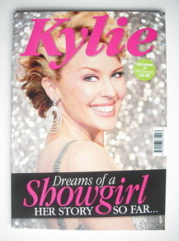 Kylie Minogue magazine - Dreams Of A Showgirl (2010)