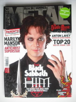 The Devil's Music Vol. 1 - Him Ville Valo cover (2006)