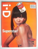 <!--2003-02-->i-D magazine - Naomi Campbell cover (February 2003)