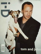 <!--2001-07-->i-D magazine - Tom Ford cover (July 2001)