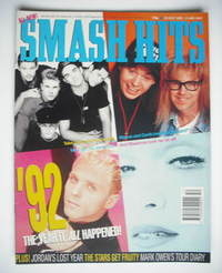 <!--1992-12-23-->Smash Hits magazine - The Year It All Happened (23 Decembe