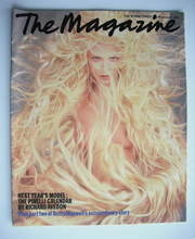 <!--1994-11-06-->The Sunday Times magazine - Nadja Auermann cover (6 Novemb