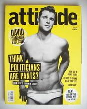 <!--2010-03-->Attitude magazine - David Frampton cover (March 2010)
