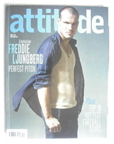 <!--2006-04-->Attitude magazine - Freddie Ljungberg cover (April 2006)