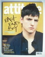 <!--2004-07-->Attitude magazine - James Alexandrou cover (July 2004)