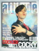 <!--1995-11-->Attitude magazine - Jarvis Cocker cover (November 1995)