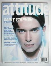 <!--1999-12-->Attitude magazine - Stephen Gately cover (December 1999)