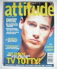<!--1997-03-->Attitude magazine - Tim Vincent cover (March 1997)