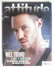 <!--2006-02-->Attitude magazine - Will Young cover (February 2006)