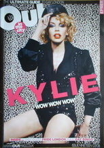 <!--2008-07-->Out magazine - Kylie Minogue cover (July 2008)