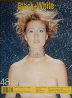 <!--2000-12-->Black and White magazine - December 2000 - No 48 - Tempany Deckert cover