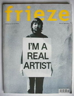 Frieze magazine (March 2009)