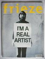 Frieze magazine (March 2009)