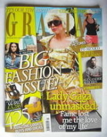 <!--2010-02-22-->Grazia magazine - Lady Gaga cover (22 February 2010)