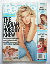 <!--2009-08-17-->People magazine - Farrah Fawcett cover (17 August 2009)