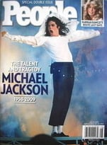 People magazine - Michael Jackson cover (13 July 2009)