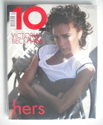 <!--2010-04-->Ten magazine - Spring/Summer 2010 - Victoria Beckham cover