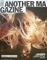 Another magazine - Autumn/Winter 2002 - Pamela Anderson cover