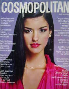 <!--1979-04-->Cosmopolitan magazine (April 1979 - Janice Dickinson cover)