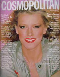 Cosmopolitan magazine (March 1978)