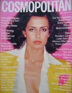 Cosmopolitan magazine (April 1977)