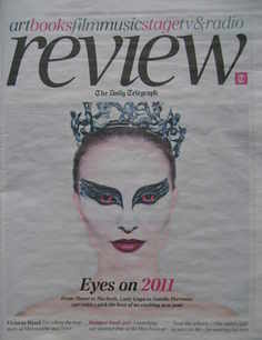 The Daily Telegraph Review newspaper supplement - 1 January 2011
