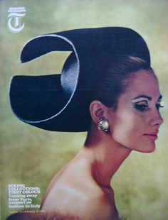 <!--1967-02-24-->Weekend Telegraph magazine - Spring Collections cover (24