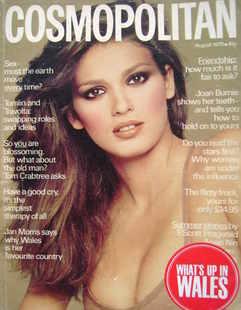 <!--1979-08-->Cosmopolitan magazine (August 1979 - Gia Carangi cover)