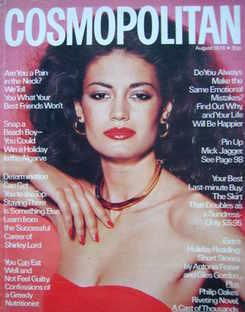 Cosmopolitan magazine (August 1976)