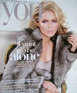 <!--2011-01-16-->You magazine - Patsy Kensit cover (16 January 2011)