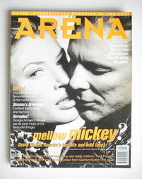 <!--1995-09-->Arena magazine - September/October 1995 - Carre Otis and Mick