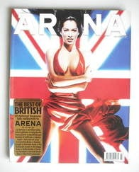 <!--2001-07-->Arena magazine - July 2001 - The Best of British cover