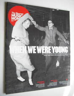 The Observer Music Monthly magazine - May 2004 - When We Were Young cover