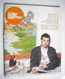 The Observer Music Monthly magazine - April 2004 - Mike Skinner cover