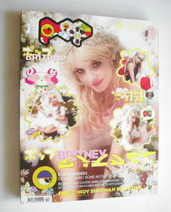 <!--2010-09-->POP magazine - Britney Spears cover (Autumn/Winter 2010 - Cov