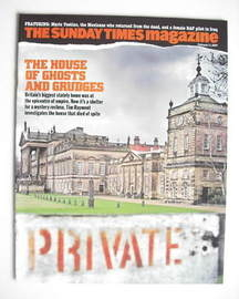 <!--2007-02-11-->The Sunday Times magazine - The House of Ghosts and Grudge