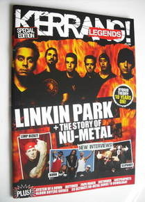 <!--2010-09-->Kerrang Legends magazine - Linkin Park And The Story of Nu-Me