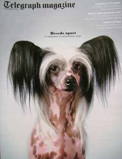 <!--2010-09-18-->Telegraph magazine - Breeds Apart cover (18 September 2010