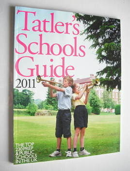 Tatler supplement - Schools Guide 2011