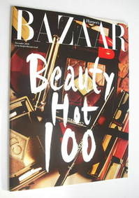 Harper's Bazaar supplement - Beauty Hot 100 (November 2010)